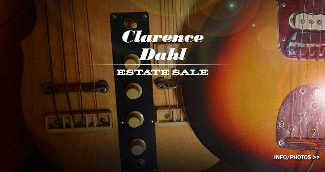 Clarence Dahl Estate Sale