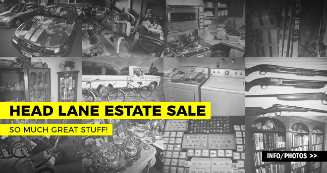 Head Lane Estate Sale