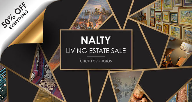 Nalty Living Estate Sale